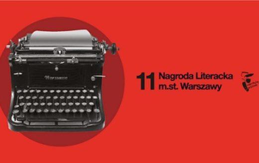 Przyznano Nagrodę Literacką m.st. Warszawy