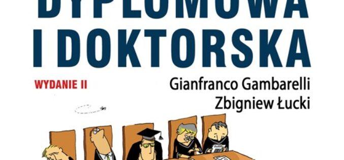 Trzy książki w jednej, czyli poradnik pisania prac dyplomowych od CeDeWu!
