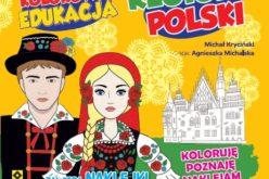 Kolorowa edukacja. Regiony Polski