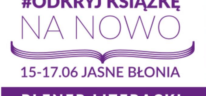 Plener Literacki w Szczecinie