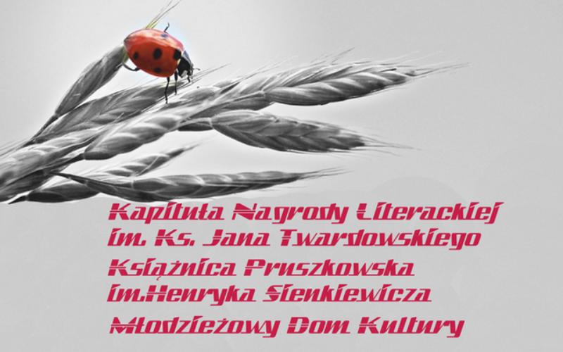 Nagroda Literacka im. ks. Jana Twardowskiego 2018