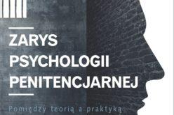 Zarys psychologii penitencjarnej