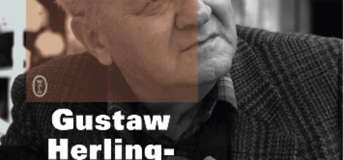 Sejm ustanowił rok 2019 Rokiem Gustawa Herlinga-Grudzińskiego