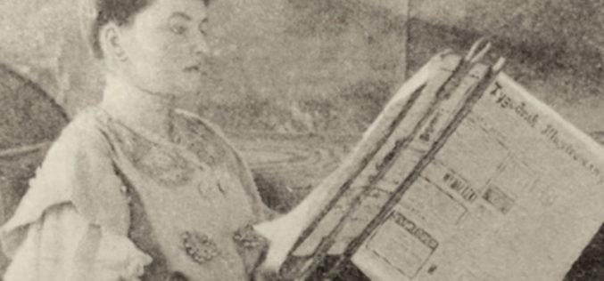 Wydawnictwo UJ poleca! Ikonografia teatralna Tygodnika Illustrowanego (1859-1939)