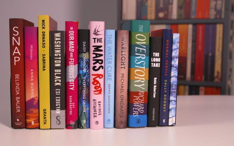 Znamy długą listę nominowanych do The Man Booker Prize 2018