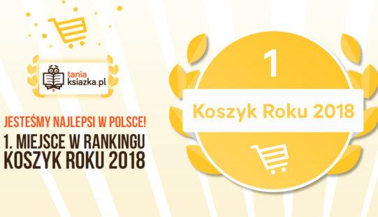 Księgarnia TaniaKsiazka.pl najlepszym e-sklepem w Polsce!