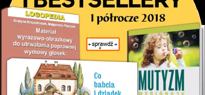 """Bestsellery Oficyny Wydawniczej """"Impuls"""" najlepsza 10tka za I półrocze"""