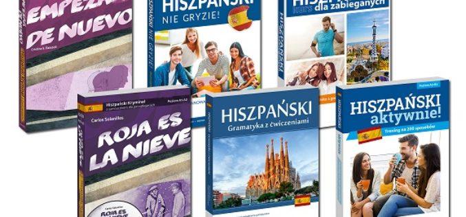 Nauka języka hiszpańskiego z wydawnictwem Edgard
