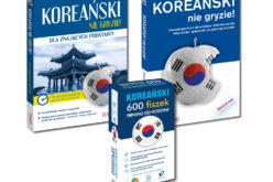 Kursy języka koreańskiego od wydawnictwa Edgard