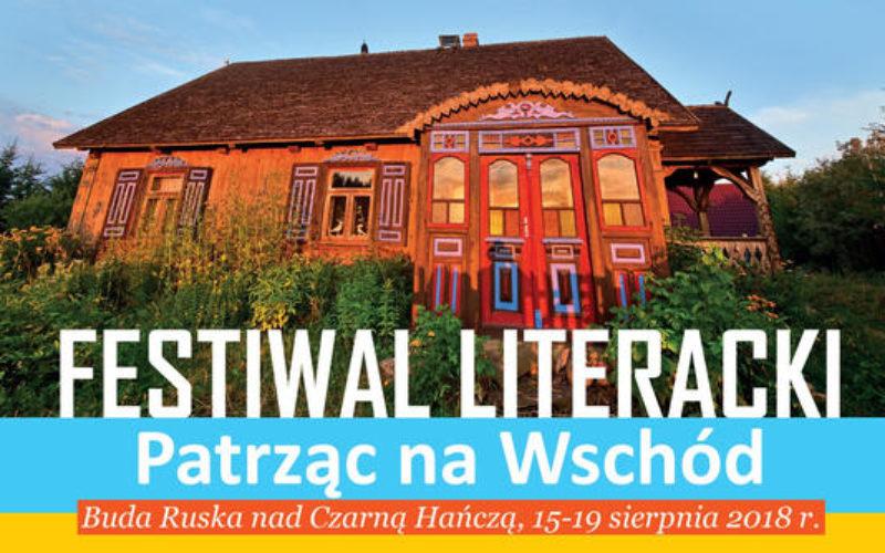 Festiwal literacki Patrząc na Wschód