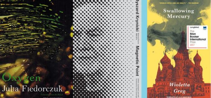 Trzy przekłady polskich książek nominowane do prestiżowej Narodowej Nagrody Tłumaczeniowej w USA