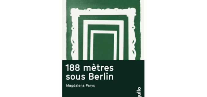 Nagroda Literacka miasta Quimper dla Magdaleny Parys