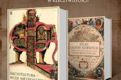 """""""Architektura – wizje niezrealizowane"""" – 18 września w księgarniach!"""