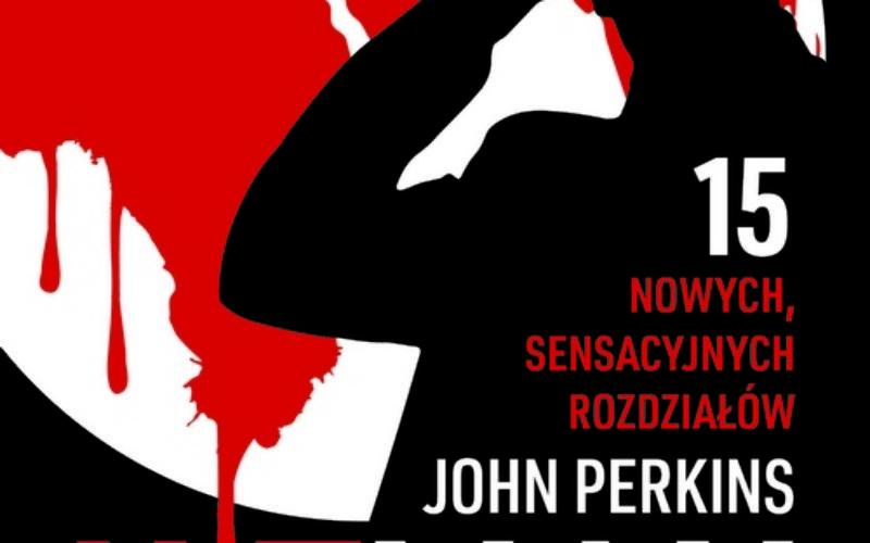 """Studio Emka poleca wciągający thriller polityczny """"Hit Man. Nowe wyznania ekonomisty od brudnej roboty"""" Johna Perkina"""