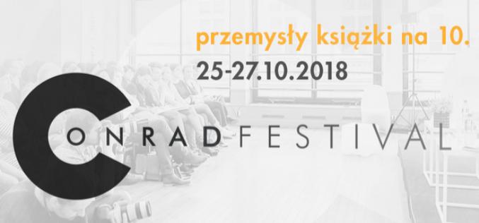Przemysły Książki na 10. Festiwalu Conrada