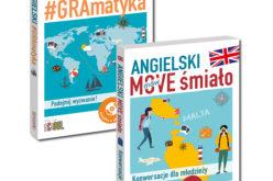 MOVE śmiało i #GRAmatyka od wydawnictwa Edgard: niezwykłe książki-gry do nauki angielskiego