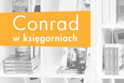 Conrad w księgarniach – znamy program