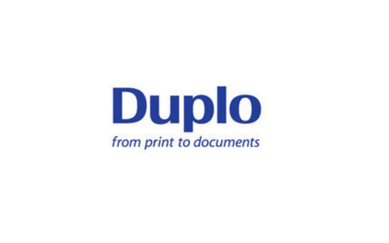 Pierwsza w Polsce maszyna Duplo DuSense DDC-810 w firmie D&D z Gliwic