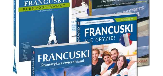 Język francuski z wydawnictwem Edgard