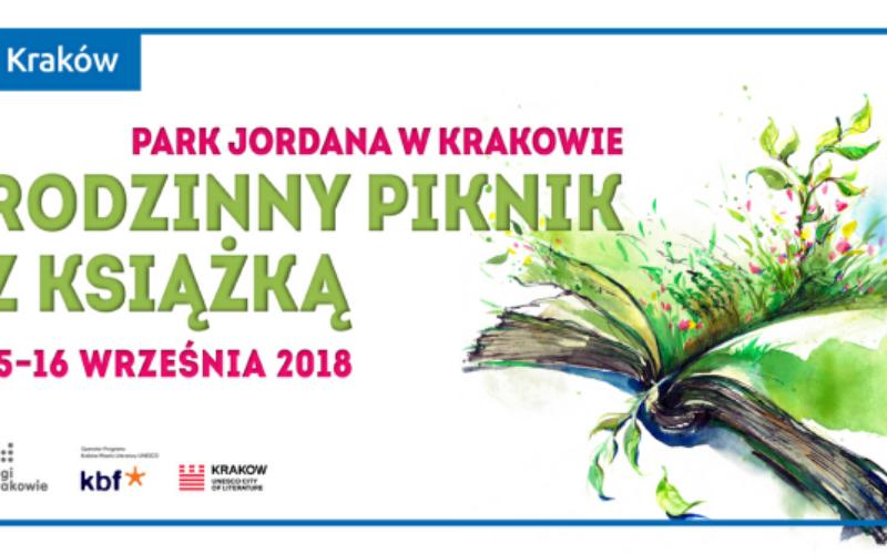 W najbliższy weekend Rodzinny Piknik z Książką!