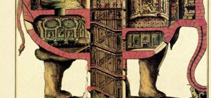 Architektura – wizje niezrealizowane od 18 września w księgarniach!