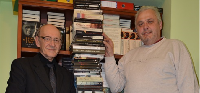 Jacek Włodarczyk zakończył współpracę z Copernicus Center Press