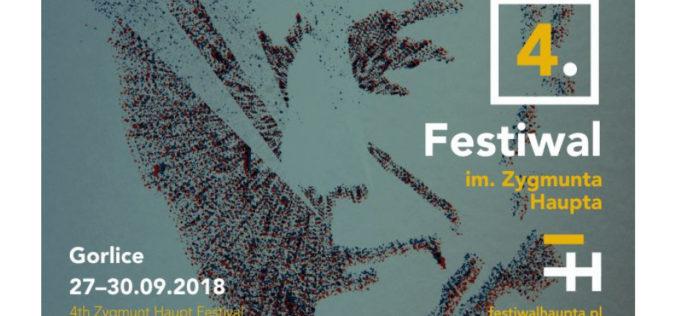 Festiwal im. Zygmunta Haupta 2018