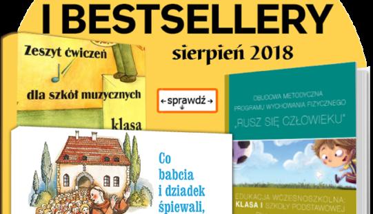 """Bestsellery Oficyny """"Impuls"""" najlepsza 10tka za sierpień br."""