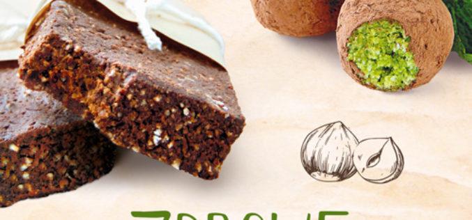 Zdrowe słodkości. Motywacja i porady na zdrowe życie