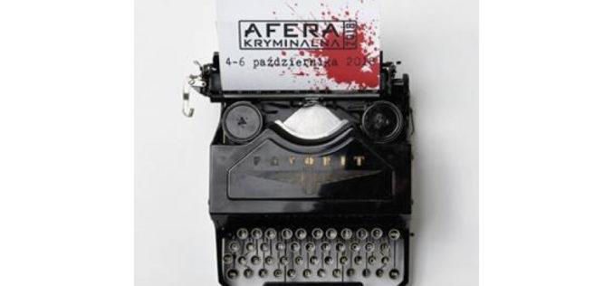 Afera Kryminalna. Festiwal literacki
