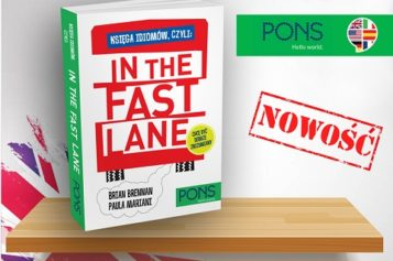 "Księga idiomów, czyli ""In the fast lane"""