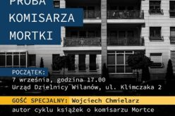 "Mobilna gra miejska ""Próba komisarza Mortki"""