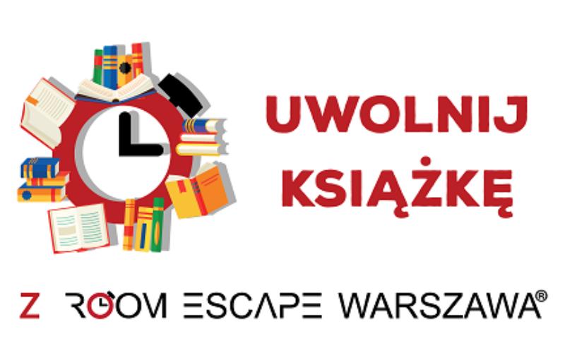 """""""Uwolnij książkę z Room Escape Warszawa"""""""