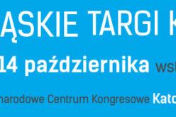 Już w piątek rozpoczynają się 4. Śląskie Targi Książki w Katowicach
