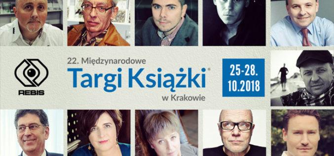 REBIS – zapraszamy na Targi Książki w Krakowie!