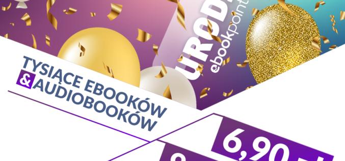 Już dzisiaj świętuj 7 urodziny Ebookpoint!