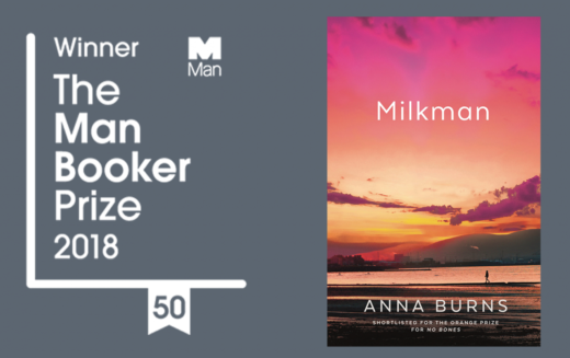 Anna Burns laureatką The Man Booker Prize 2018