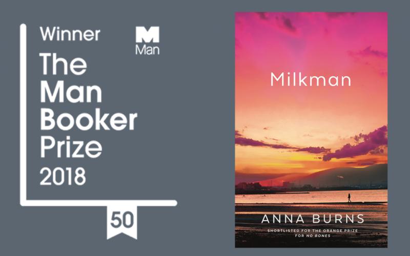 Anna Burns laureatką The Man Booker Prize 2018