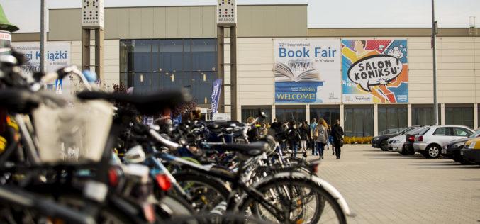 Książka to nie rzecz, książka to wydarzenie! – podsumowanie 22. Międzynarodowych Targów Książki w Krakowie®