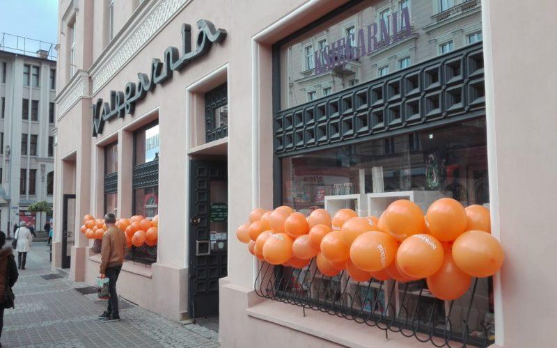 Nowa księgarnia BookBook w historycznej kamienicy w Bydgoszczy