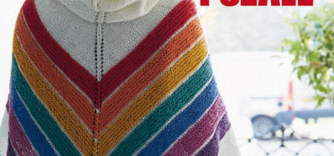 Chusty i szale. Modne projekty na drutach