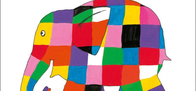 Elmer dla najmłodszych