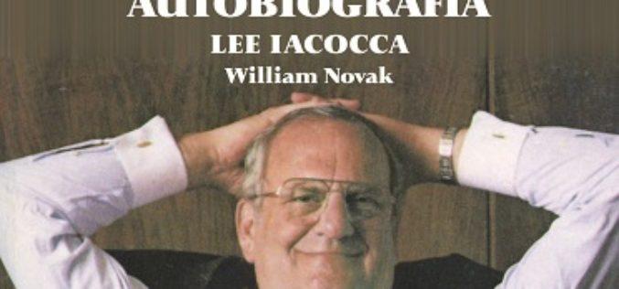 "Studio Emka poleca książkę ""IACOCCA Autobiografia"""