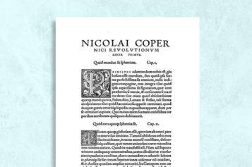 Nowy obraz świata. Poglądy filozoficzne Mikołaja Kopernika