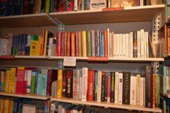 Polska Półka z książkami w bibliotekach Wielkiej Brytanii