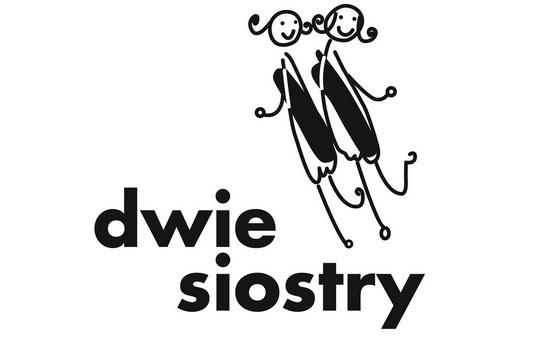 Znalezione obrazy dla zapytania dwie siostry logo