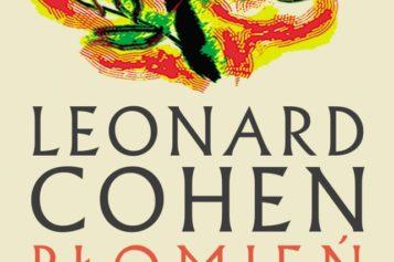 Nowa książka Leonarda Cohena – Płomień