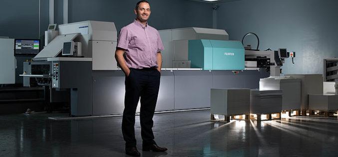 """""""Brytyjska drukarnia książkowa CPI Group inwestuje w cyfrową maszynę inkjetową Jet Press 720S"""""""