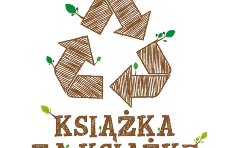 Zaproszenie do akcji Książka za Książkę na Targach Książki w Krakowie