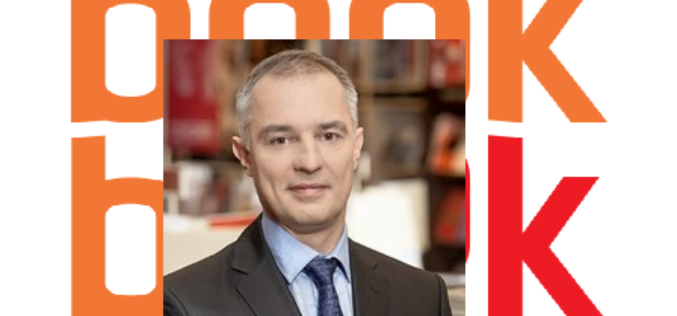 Mariusz Rutowicz zamiast Kristofa Zorde prezesem BookBook